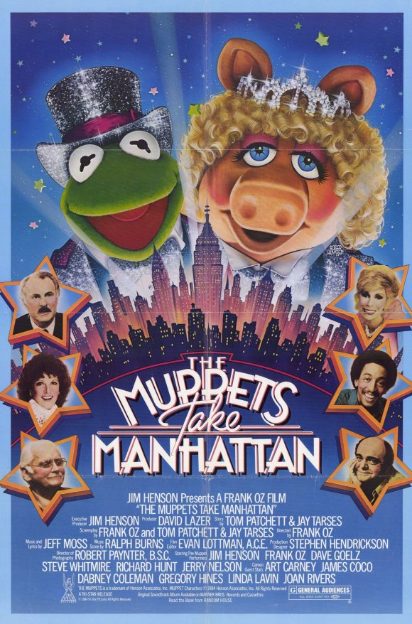 Even the Muppets took Manhattan, and they could have gone anywhere!